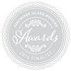 Vancouver Island Wedding Awards 2016 Finalist
